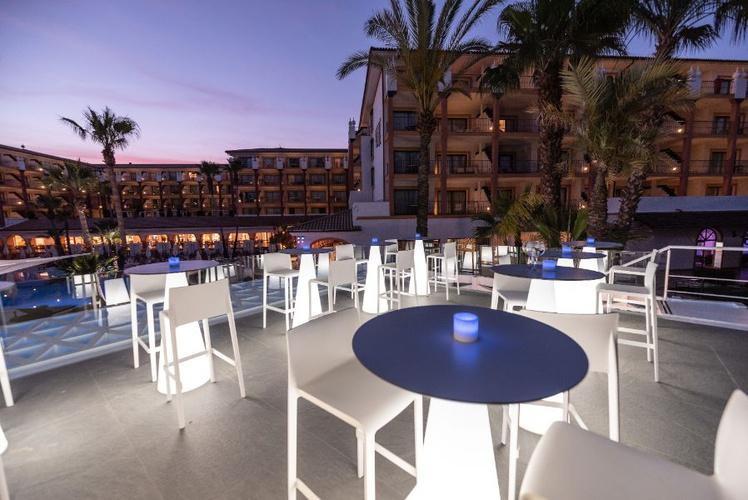 Hotel hotel tui blue isla cristina palace isla cristina, huelva, españa