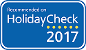 Certificado de Holiday Check